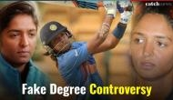 Harmanpreet Kaur fake degree row: Shocking! Indian women T20 skipper demoted from DSP post