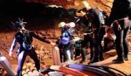 थाईलैंड: गुफा से सुरक्षित निकाले गए अब तक 8 बच्चे, सूरज देख छलक पड़े आंसू