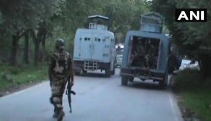 4 terrorist killed in an encounter in poll bound Jammu & Kashmir's Shopian district