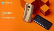 दमदार फीचर्स और कम बजट के साथ भारत में लॉन्च हुए Moto E5 और Moto E5 Plus, इस दिन होगी पहली सेल