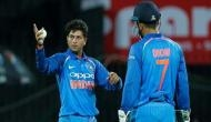 It was very difficult to bowl in the dew: Kuldeep Yadav