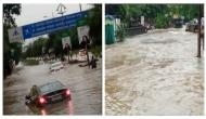 Mumbai Rain: Alert! Heavy rain will continue to lash the city; schools closed and local trains delayed