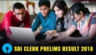SBI Clerk Prelims 2018: Junior Associate prelims result link to be activated soon at sbi.co.in; here's how to check