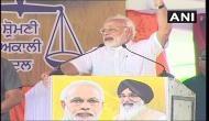पंजाब: किसान रैली में पीएम मोदी ने 2019 के लिए भरी हुंकार, MSP को लेकर कांग्रेस पर कसा तंज