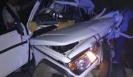 कन्नौजः आगरा-लखनऊ एक्सप्रेसवे पर फिर बड़ा सड़क हादसा, 8 श्रद्धालुओं की मौत