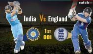 Ind vs Eng 1st ODI: वनडे सिरीज का पहला मैच इस समय पर खेला जाएगा, यहां देखें LIVE प्रसारण
