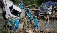 जापान में बाढ़ का कहर, अब तक 199 की गई जान