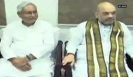 नीतीश-शाह में सीट बंटवारे को लेकर हुई बात लेकिन बिहार के CM को बाहर तक छोड़ने नहीं आए BJP अध्यक्ष