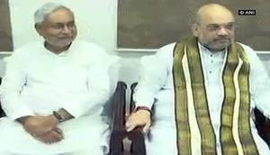 बिहार: अमित शाह ने वर्चुअल रैली में की घोषणा- नीतीश कुमार ही होंगे मुख्यमंत्री का चेहरा