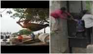 Gujarat govt swings into action, begins constructing bridge