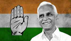Activist and 3-time BJP MLA Kanu Kalsaria joins Congress. Major boost for the party
