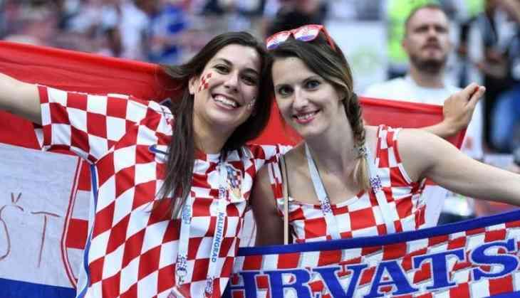 Fan Zone: Brazilians samba; Croatians 'vow to never eat ... |Croatia Soccer Fans