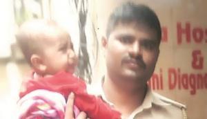 पिता की फरियाद पर फरिश्ता बनकर पहुंची मुंबई पुलिस, ऐसे बचाई बच्ची की जान
