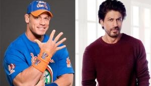 This is what John Cena stole from Shahrukh Khan, and he feels grateful