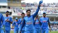 रोहित का शतक और कुलदीप का 'सिक्सर' इंग्लैंड पर पड़ा भारी, पहले वनडे में चटाई धूल