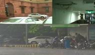 Video: बारिश ने खोली दिल्ली सरकार की पोल, सचिवालय में भरा पानी
