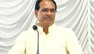 Madhya Pradesh CM Shivraj Singh Chouhan hits at Congress leader on 'madaari' remark