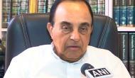 Mehbooba soft on terror, reiterates BJP leader Subramanian Swamy