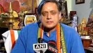 Shashi Tharoor's 'squeamish' tweet stirs controversy, BJP, CPI(M) demand apology
