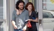 Game of Thrones stars Kit Harington and Rose Leslie makes first post-wedding appearance in London