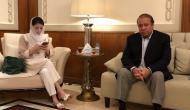 Nawaz, Maryam land at Abu Dhabi, reach hotel