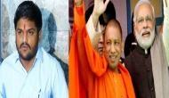 हार्दिक का हमला- PM मोदी और योगी, कांग्रेस और अखिलेश के विकास को बढ़ा रहे हैं आगे