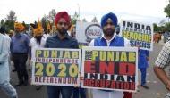 भारत में अलग खालिस्तान के लिए ब्रिटेन में जनमत की तैयारी, भारत ने भेजा नोटिस