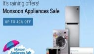 मॉनसून सेल: वाशिंग मशीन पर मिल रहा है 40% तक का डिस्काउंट