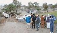 Pakistan: Four killed,16 injured in explosion near Akram Khan Durrani convoy in Bannu