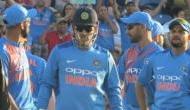 इंग्लैंड के खिलाफ धोनी ने ठोका 'तिहरा शतक', 10 हजारी बनने से हैं 33 रन दूर