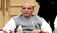 Rajnath Singh reaches Dhaka, looks to strengthen bilateral relation