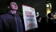 'Stop Trump' protest gains momentum in London