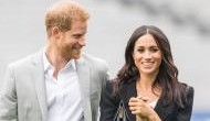 See Prince Harry and Meghan Markle's hand-drawn portrait of their engagement photos