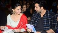 Ranbir Kapoor cannot leave Alia Bhatt alone and says, 'I'll drop you home'; see video