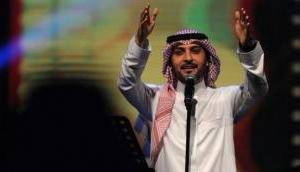 Watch Video: Woman arrested in Saudi Arabia for hugging singer Majid al-Mohandis during concert