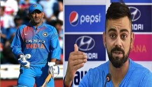 After Virat Kohli this cricketer defends MS Dhoni's slow batting, here's what he said
