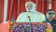PM Modi criticises Opposition for delaying mega projects in UP