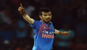 Yuzvendra Chahal breaks into ICC top-10 ODI bowlers list
