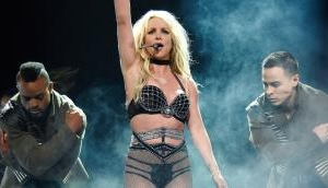 Britney Spears faces wardrobe malfunction on opening night of 'Piece of Me' tour