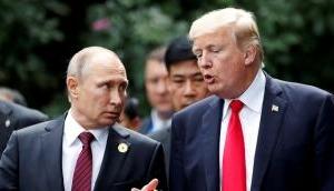 Live: Trump- Putin begin day of meetings in Helsinki, Finland