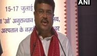 Government, private sectors should work together for skilled ecosystem: Dharmendra Pradhan