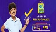 Flipkart की Big Shopping Days Sale में इन प्रोडक्ट्स पर मिल रही है भारी छूट