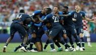 President Kovind, PM Modi laud France on FIFA victory