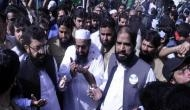 Pakistan elections: Terrorist Hafiz Saeed campaigns, Nawaz sits behind bars
