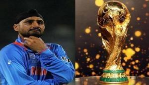 फुटबॉल वर्ल्डकप के बहाने टर्बनेटर ने भारतीयों से कहा- सोच बदलो, देश बदलेगा