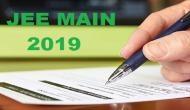 JEE Mains 2019: 1 सितम्बर से शुरु होंगे रजिस्ट्रेशन, परीक्षा पैटर्न में हुआ ये बड़ा बदलाव