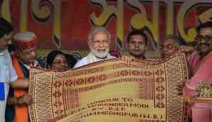 Modi's rally in Midnapore sparks BJP vs Trinamool war of words
