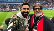 FIFA World Cup 2018: Amitabh Bachchan, Abhishek Bachchan, Alessandra Ambrosio and other celebrities spotted in Russia