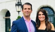 Donald Trump Jr. and girlfriend Kimberly Guilfoyle share intimate moment in Paris