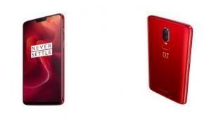 OnePlus 6 रेड एडिशन की आज हो रही है पहली बिक्री, मिल रहा है हजारों रुपये का कैशबैक